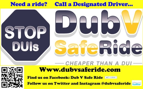 dub V Safe Ride Frank Walker Law