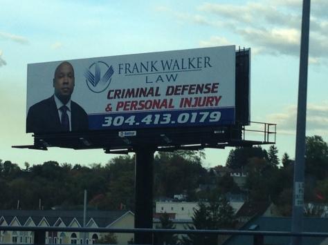 Frank Walker Law Morgantown Lawyer WVU